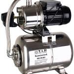 T.I.P. 31140 Hauswasserwerk HWW 4500 Inox Edelstahl*